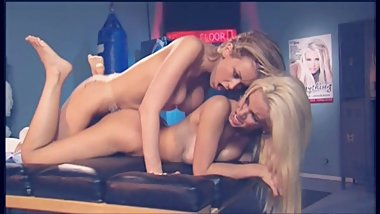 Jenna Jameson & Carmen Luvana - Best lesbian scene in the world - 4K