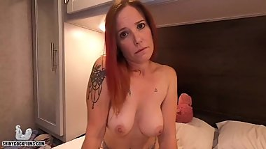 Stepson Begs his Stepmom for Sex - Jane Cane