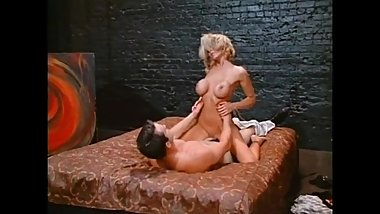 Julia Ann - Veronica 2030 - 1999 - Sex Scene Movie Softcore Vintage Retro
