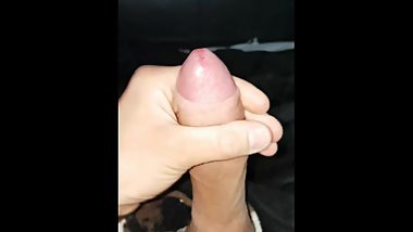 Thick cum solo