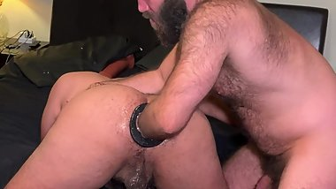 4K HD 'Big Rush Pt 5' @GAGE_LENNOX Bear / Fisting / Chubby / Amateur