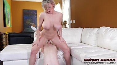 DEE WILLIAMS - SEXY MILF LOVES FUCKING BIG YOUNG COCK HD GIF VIDEO PREVIEW TRAILER