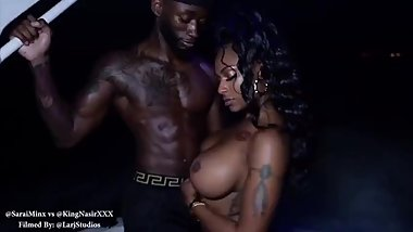 King Nasir X Sarai Minx: Black Magic on a Speedboat