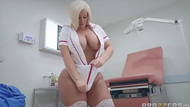 Take Me To Hospital - Night Nurse Brazzers PMV