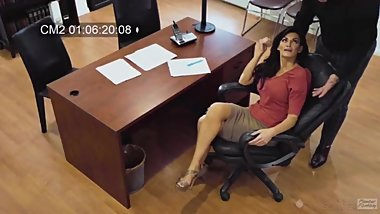 Office Harassment Caught On Tape