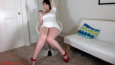 Upskirt No Panties HD